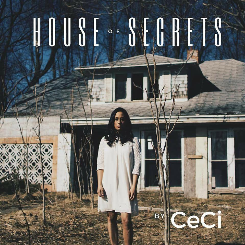 ceci house of secrets cd cover