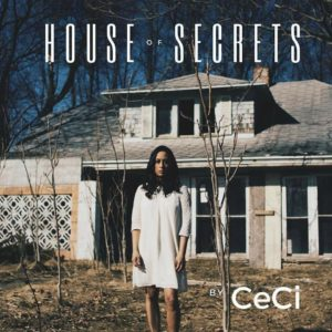 house of secrets cd cover